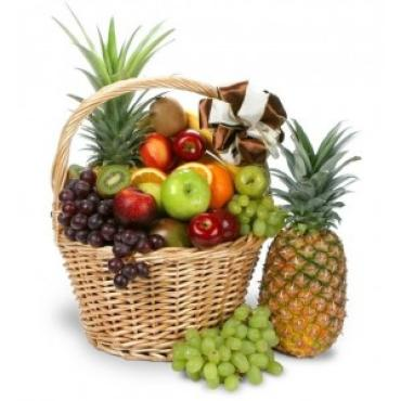 Monumental Fruit Basket!