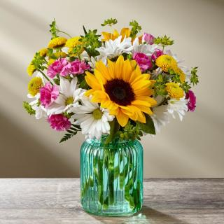 The Sunlit Meadows Bouquet