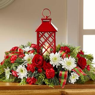 The Celebrate the Season Centerpiece