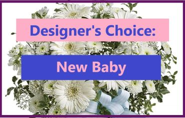 Designer\'s Choice: Welcome New Baby!