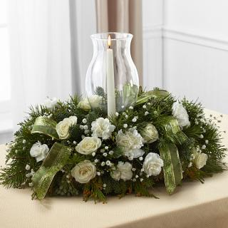 The Glowing Elegance Centerpiece